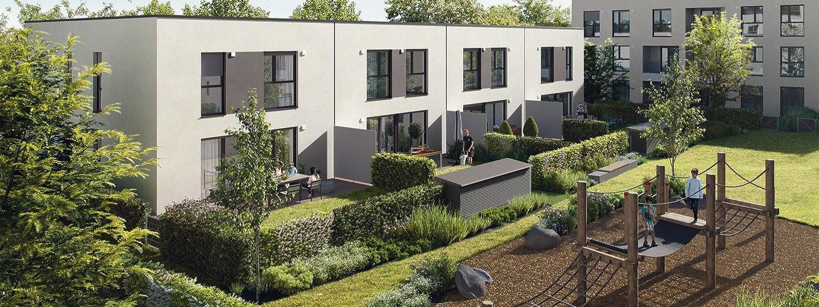 Moderne Eigentumswohnungen H Gronsdorf