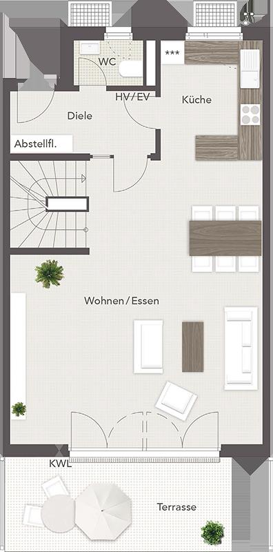 grundrisse h gronsdorf. Black Bedroom Furniture Sets. Home Design Ideas